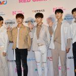 【フォトレポ】Ha Minwoo(ハ・ミヌ)、A-JAX 『KCON 2018 JAPAN』4月13日(初日) レッドカーペット