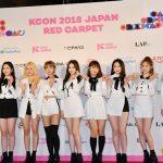 【フォトレポ】MOMOLAND(モモランド)『KCON 2018 JAPAN』4月13日(初日) レッドカーペット