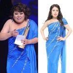 """29kgダイエット成功""ホン・ジミン、劇的変化の写真をSNSで公開し話題!!"