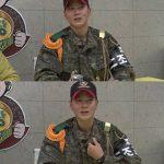 兵役中のチュウォン、G-DRAGONについて語る!「最も記憶に残る訓練兵…とても一生懸命」