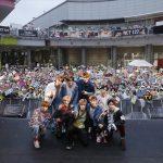 NCT 127、日本デビューミニアルバム「Chain」オリコンデイリーアルバムランキング1位獲得! 5月23日日本デビュー日に約2000人のファンと記念日を祝う