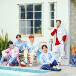 韓国7人組 ボーイズグループ、MONSTA X 4/25(水)発売のJAPAN 1st ALBUM「PIECE」が ビルボードジャパン週間アルバム・セールスチャート1位を獲得!