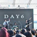 DAY6がGWの「肉フェス」に電撃出演!熱いライブステージで観客を魅了!
