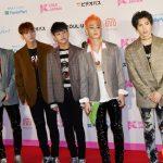 【フォトレポ】IMFACT(インファクト)『KCON 2018 JAPAN』4月14日(2日目) レッドカーペット