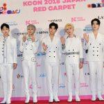 【フォトレポ】IN2IT(イントゥーイット)『KCON 2018 JAPAN』4月15日(最終日) レッドカーペット