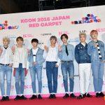 【フォトレポ】SF9(エスエフナイン)『KCON 2018 JAPAN』4月15日(最終日) レッドカーペット