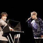 """Block Bのテイルとユグォンが""""あなたのために歌う""""T2Uのスペシャル・ステージで全国のファンを魅了"""