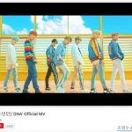 防弾少年団、「DNA」のMVがYouTube再生回数4億回を突破!K-POPグループでは初記録