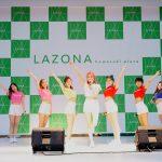 MOMOLAND 日本デビューシングル「BBoom BBoom 」リリース記念フリーライブ! ラゾーナ川崎「GREAT!」の大合唱!
