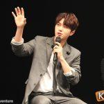 【取材レポ】L(INFINITE)「また近いうちに帰ってきます」2度目のファンミーティング大盛況!『Kim Myung-Soo ~L~ 2nd Fanmeeting in Japan』
