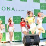 """【取材レポート/動画あり】MOMOLAND """"BBoom BBoomダンス""""で大熱狂!日本デビュー記念フリーライブを開催!"""