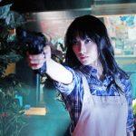 知英、スタイリッシュなアクション写真を新公開!世界のトップスター豪華競演!日米合作映画『殺る女』