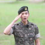 SUPER JUNIORリョウク、本日(10日)現役で軍生活を除隊!!「Red Velvet&TWICE&AOAに会いたい」