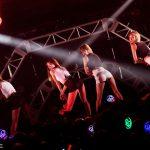 【取材レポ】EXID(イーエックスアイディー)大熱狂のショーケースで日本デビュー&ツアー決定!ソルジからのサプライズ電話に涙!