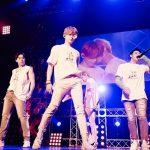 U-KISS、記念すべきライブで新曲MV初公開!