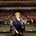 人気実力派俳優イ・ジョンソク ファンミーティングで歌やピアノ演奏まで多彩な魅力を披露!【オフィシャルレポ】