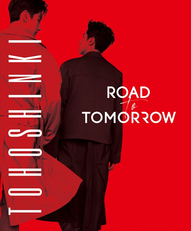 東方神起 GALLERY「Road to TOMORROW」
