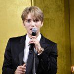 【取材レポ】ジェジュン(JYJ)「幸せを与えられるような空間に」cafe de KAVE事業説明会で経営者として挨拶