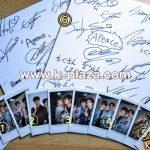 Apeaceサイン入りチェキ&サイン色紙を抽選で12名様にプレゼント!
