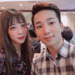 MBLAQジオ、恋人チェ・イェスルとの交際400日記念!「もっと幸せになろう」