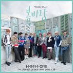Wanna One(ワナワン)、1stフルアルバムのタイトル曲「春風」&ティーザーイメージを発表!