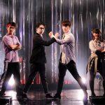 日韓アーティストが共演! 新作ミュージカル【卓球☆ウォーズ】 本公演前日のゲネプロをエネルギー全開でスタート