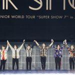 SUPER JUNIOR、ワールドツアー日本公演開催!最新シングル「One More Time」もオリコンデイリーシングルランキング1位獲得