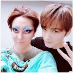 SUPERNOVAユナク、JYJジェジュンと「FNS歌謡祭」出演記念ショットを公開!