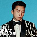 BIGBANG スンリ(V.I)、2019年『THE GREAT SEUNGRI TOUR 2019 LIVE IN JAPAN ~THE SEUNGRI SHOW~』開催が決定