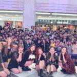 1月9日(水)発売 「OH MY GIRL JAPAN DEBUT ALBUM」オリコンデイリー アルバムランキング1位獲得!