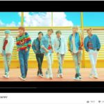 防弾少年団(BTS)、「DNA」MVが韓国グループとして初めて再生回数6億回を突破!