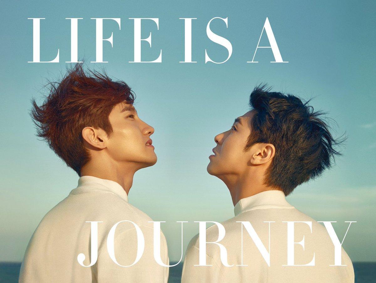 東方神起 LIFE IS A JOURNEY