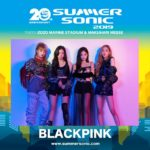 BLACKPINK、SUMMER SONIC 2019に出演決定!Red Hot Chili Peppers、B'z、The Chainsmokersら出演