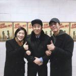Block B P.O(ピオ)、パク・ボゴム&ペク・チウォンとの認証ショット公開!「ボーイフレンド」家族の応援に嬉しさ表す