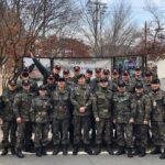 チュウォン、白骨部隊での兵役義務を終え本日除隊!ファンに旧正月の挨拶を伝える