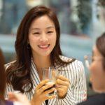 イ・フィジェの妻ムン・ジョンウォンの女優級の美貌が話題に