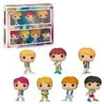 BTSx人気フィギュア FUNKO 「POP!」シリーズ、日本でも公式販売に!