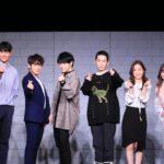 リッキー(TEEN TOP)、カラム、チェジン(MYNAME)、ドギュン(One O One)他出演「あなたもきっと経験する恋の話」シーズン4 ゲネプロ&記者会見