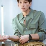 Rain(ピ) 俳優チョン・ジフン、春の訪れを感じさせるグラビアを公開!