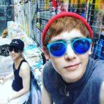 2PM ニックン、メンバーのウヨンの誕生日祝う!変わらぬ熱い友情みせる
