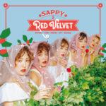 可愛すぎると話題!Red Velvet、5月29日発売JAPAN 2nd Mini Album 「SAPPY」が人気