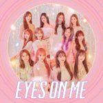 IZ*ONE、デビュー初の単独コンサート「EYES ON ME」先行予約全席ソールドアウト!
