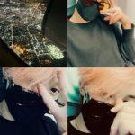 防弾少年団(BTS)ジミン「無事到着しました」・・・ラスベガスから近況報告!