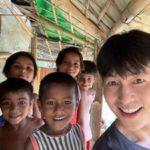 チョン・ウソン、バングラデシュ難民キャンプから近況報告!本日21日インスタライブ放送予定
