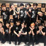 THE BOYZ、幕張メッセ イベントホール超満員!日本を皮切りにアジアツアーがスタート!