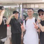 2PM チャンソン、本日(11日)現役入隊!テギョン、ニックン、Jun. Kらの見送り受けて