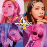 MAMAMOO、日本1stアルバム『4colors』 トレーラー映像&アートワーク公開! リリース記念イベントの詳細も