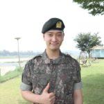 2PM チャンソン、テギョンに続き新兵教育大隊の助教に抜擢!