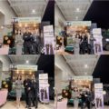 キム・スヒョン、除隊後初の活動はIUとヨ・ジング主演ドラマ「ホテルデルーナ」の応援!