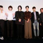日本デビュー10周年を迎えるSUPERNOVAの記念映画『超新星 10th Anniversary Film~絆は永遠に~』7/26公開!メンバーが登壇する初日の舞台挨拶のチケットには応募殺到